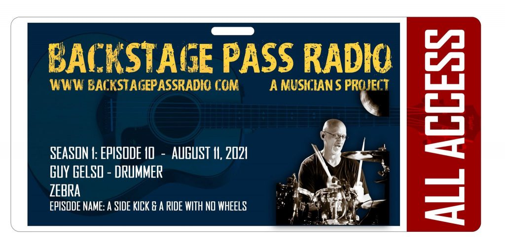 Interview with Randy Hulsey of BackStage Pass Radio